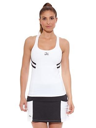 Naffta Camiseta Tirantes Blane (Blanco / Negro)