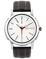 Laurels Maestro 2 Analog Silver Dial Men's Watch ( Lo-Mas-201)