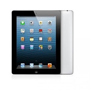 Apple MD512HN/A 64 GB iPad 4-Black & Silver
