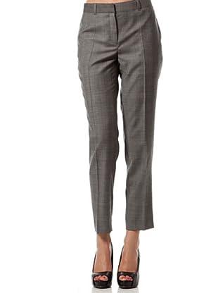 Caramelo Pantalón Vestir (gris)