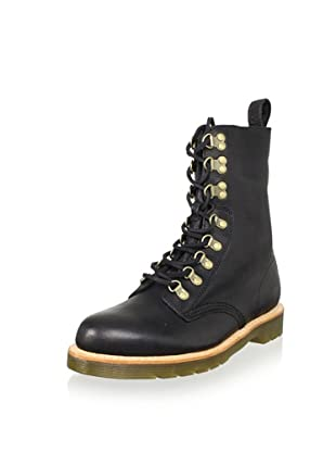 Dr. Martens Unisex Wallis Boot (Black Berkshire)