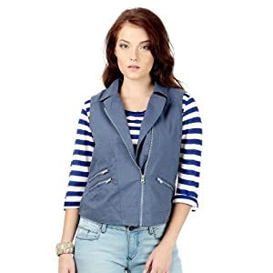 People Women's Regular Fit Outerwear X-Small