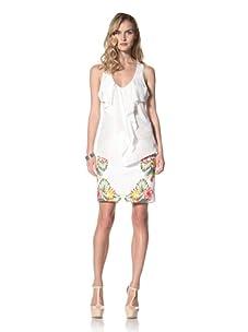 Yoana Baraschi Women's Glam Date Top (White)