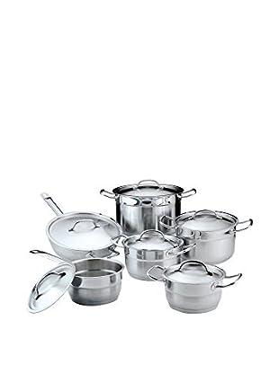 BergHOFF Hotel Line 12-Piece Cookware Set with Bonus 8-Piece Silicone Utensil Set