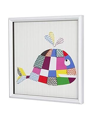 Deko Market Panel Decorativo Fish