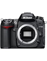 Nikon D7000 16.2MP DX-Format CMOS Digital SLR with 3.0-Inch LCD (Body Only)
