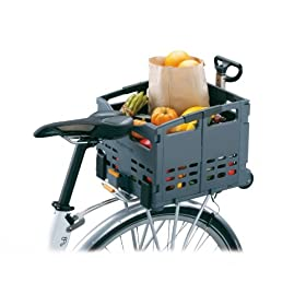 TOPEAK(gs[N) Trolley Tote Folding MTX Rear Basket ACZ19800