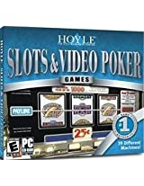 Brand New Hoyle Slots & Video Poker (Works With: WIN 98 ME 2000 XP)