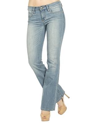 Seven LA Pantalón Sharon (Azul Claro)
