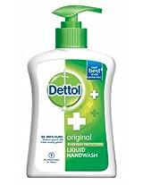 Dettol Liquid Soap Pump Original (215 ml)