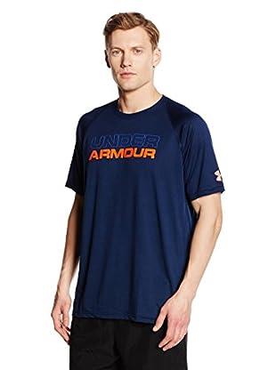 Under Armour Camiseta Manga Corta Ua Wordmark Stacked