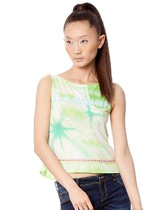 Custo Camiseta (Verde Manzana)