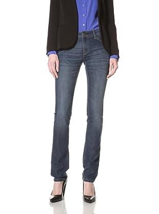 DL 1961 Women's Grace Slim Straight Leg Jeans (Mosh)