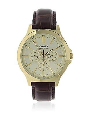 Casio Reloj con movimiento cuarzo japonés Man Mtp-V300Gl-9A 40 mm