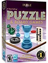 Brand New Hoyle Puzzle And Board 2011 Sb (Works With: WIN XP VISTA WIN 7/MAC 10.1 OR LATER)