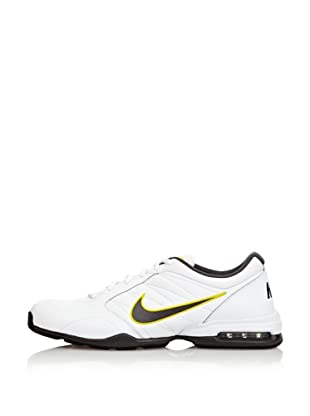 Nike Zapatillas Zapatillas Air Consolidate (Blanco / Negro / Amarillo)