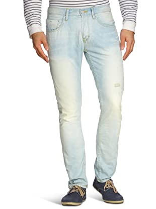 Tom Tailor Pantalón Rapallo (Azul medio)