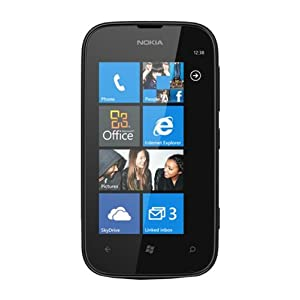 Nokia Lumia 510 (Black)