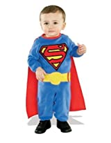 Costumes For All Occasions Ru885301T Superman Toddler 1T-2T