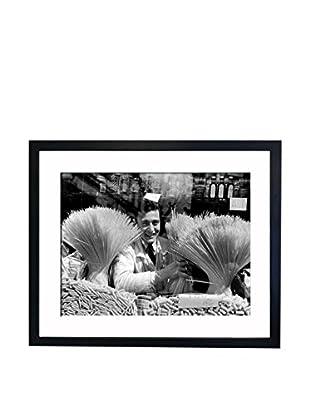 Mazali - Culture Décor Wandbild Pasta Store, Italy 1956