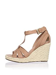 Madison Harding Women's Pruett Wedge (Camel)