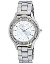 DKNY Analog Silver Dial Women's Watch - NY8134