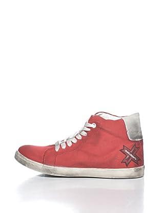 Zu Elements Zapatillas Abia (Rojo)