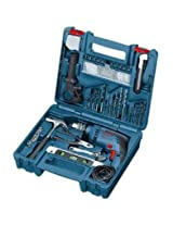 Bosch Impact Drill with Tool Kit 100 Pcs GSB10RE 10mm