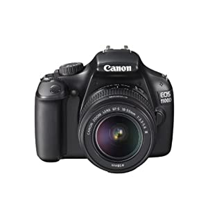 Canon EOS 1100D Digital SLR Camera with Kit