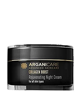 ARGANICARE Crema de Noche Collagen Boost 50 ml