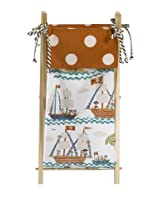 Cotton Tale Designs Aye Matie Hamper (Discontinued by Manufacturer)