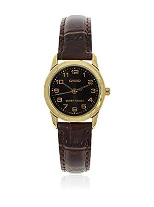 Casio Reloj con movimiento cuarzo japonés Woman Ltp-V001Gl-1B 25.0 mm