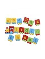 Early Learning Centre Magnetic Lowercase Alphabet Train