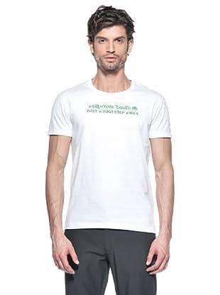 Salewa Camiseta Footstep Co M (Blanco)