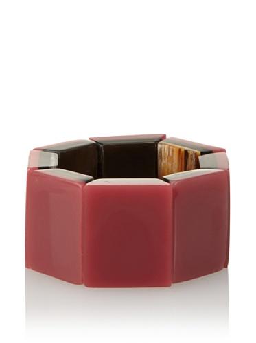 MARNI Women's Tabasco Beaded Stretch Bracelet