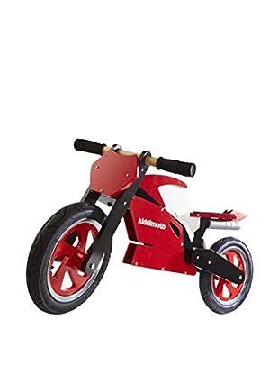 Kiddimoto Laufrad Superbike Sport rot