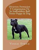 Diviertete Formacion Y Comprension De Su Staffordshire Bull Terrier Puppy & Dog
