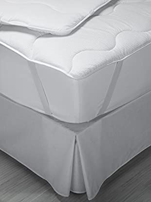 Pikolin Home Topper Topper Komfort 3 Cm Faser Atmungsaktiv 90X190