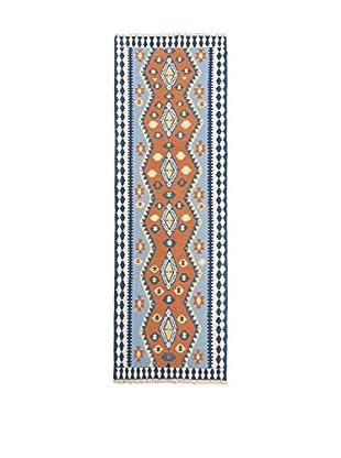 NAVAEI & CO. Teppich mehrfarbig 294 x 103 cm