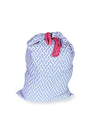 Malabar Bay Molly Laundry Bag, Blue