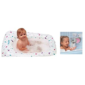Kel-Gar Snug Tub & Spout Cover set Elephant