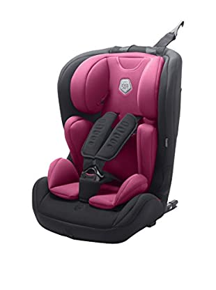 BABYAUTO Silla De Coche Quadro T Fix Group 1,2,3 Fucsia