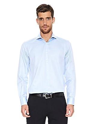 Caramelo Camisa Spike (Azul Claro)