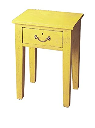 Butler Avignon Chairside Table, Yellow