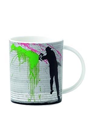 Royal Doulton Street Art Nick Walker Chuckers 12-Oz. Mug