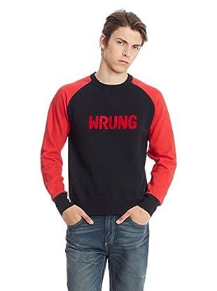 Wrung Sweatshirt Clash