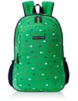 Tommy Hilfiger Queens Green Children's Backpack (TH/BTS06QNS)