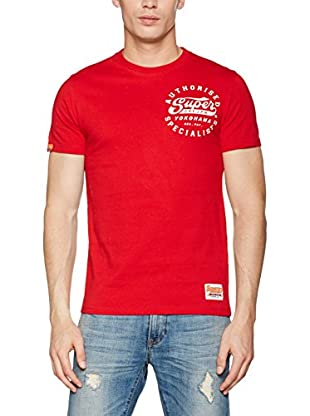Superdry T-Shirt Manica Corta Authorised Specialists