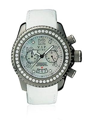 Vip Time Italy Uhr mit Japanischem Quarzuhrwerk VP8003GS_GY grau 43.00  mm