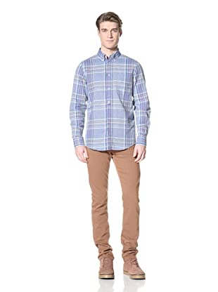 Ben Sherman Men's Clerkenwell Shirt (Deep Atlantic)